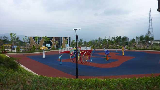 福州市儿童公园景观设计