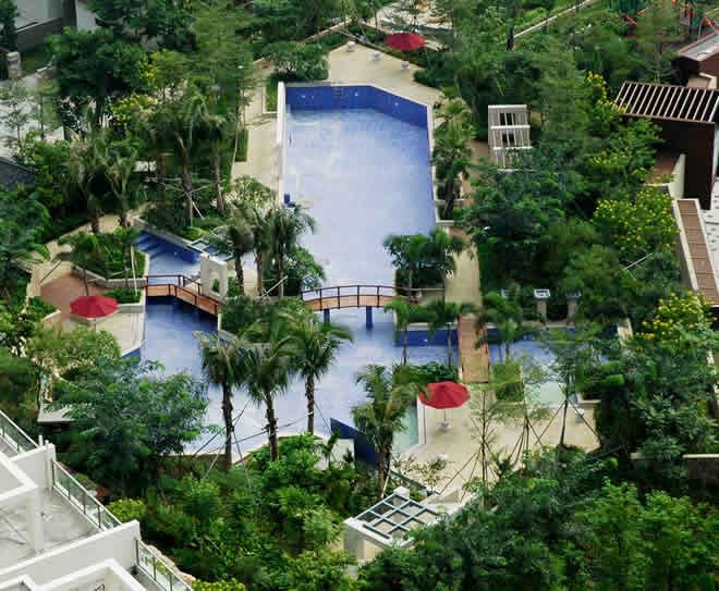 深圳万科东海岸三期景观设计 - 别墅景观 - 景观设计