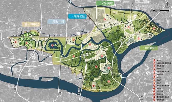 湿地快题设计平面图分享展示