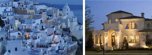 地中海风格建筑