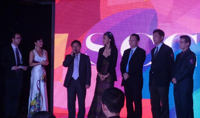 總經理李方悅女士應邀參加深圳市文化創意產業協會春茗會