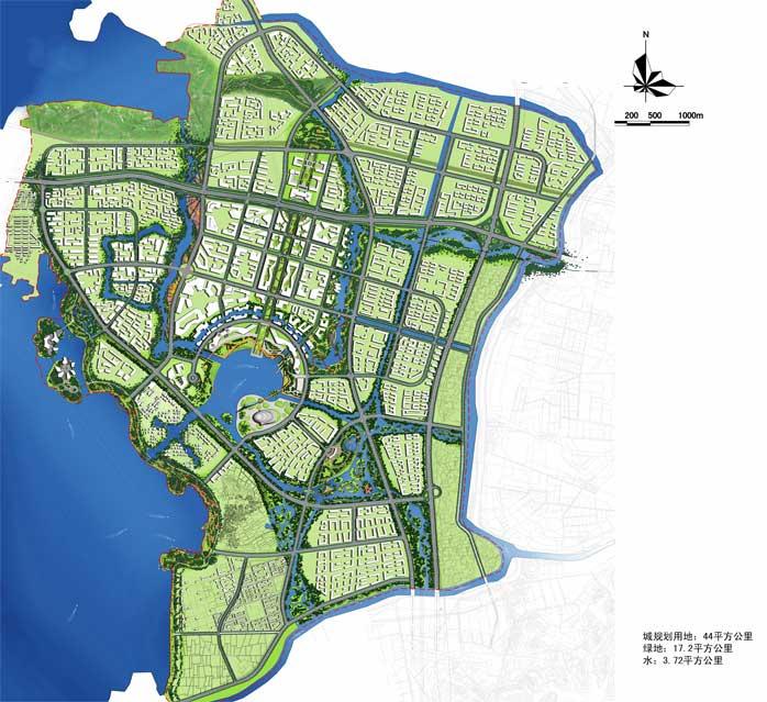 喜讯:武汉梧桐湖生态创意旅游城项目中标