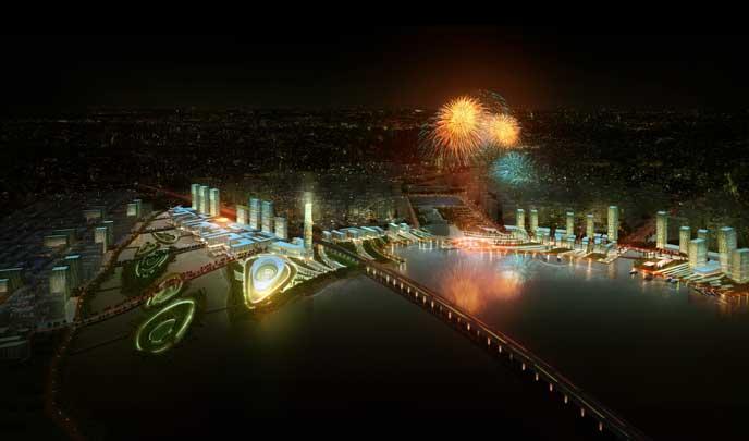 """祝贺奥雅获得""""深圳宝安滨海地区城市设计国际招标""""第一"""