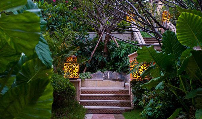 现代景观设计中的植物空间营造(转自奥雅)