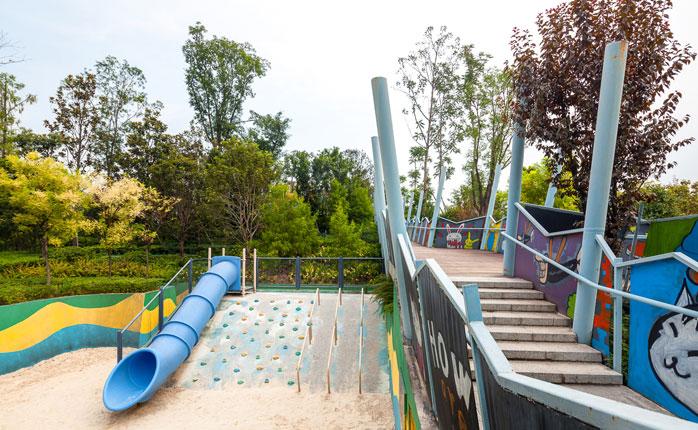 重庆儿童公园景观设计 - 公共空间景观 - 景观设计