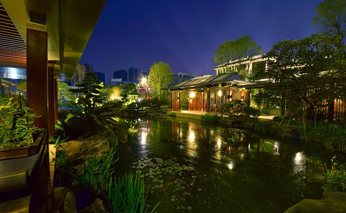 泰禾福州院子 - 别墅景观