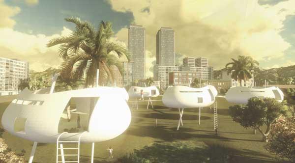 2011奥雅设计之星大学生竞赛