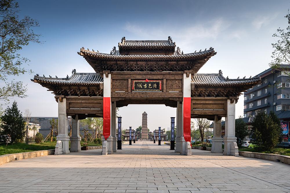 策划案例分析_洛阳古城保护与整治旅游/度假景观奥雅设计官网