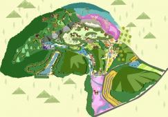 奥雅设计签约浙江德清青马部落洛嘉文旅项目