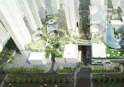 奥雅设计中标深圳大悦城城市综合体景观项目
