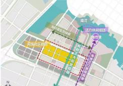 奥雅设计中标中新天津生态城社区公园项目及总部园周边绿化项目