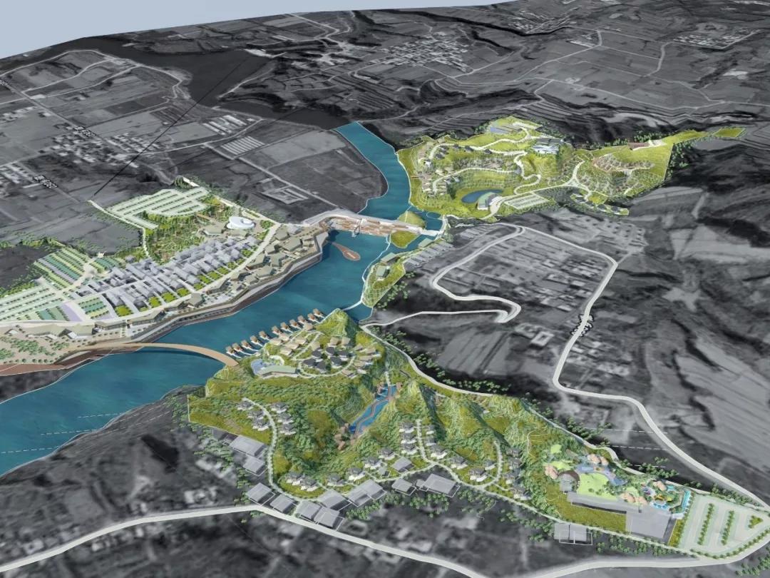 奥雅获得河南盛润集团郑州新密张湾生态度假综合体项目委托授权