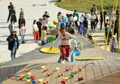 中国唐山皮影主题乐园二期盛大开园