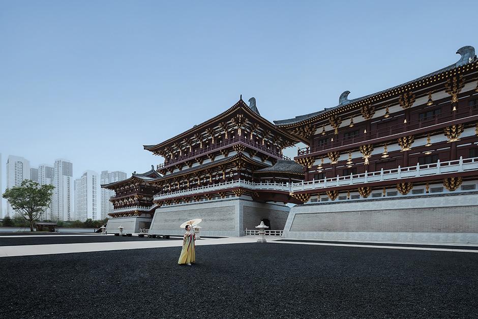 北京园林景观设计院_洛阳 九洲池公园/公共空间奥雅设计官网
